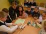"""Akcijas """"Uzziedini Latviju"""" ietvaros erudīts par Latviju Špoģu vidusskolas sākumskolā"""