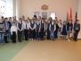 Ārpusklases pasākums kopā ar skolēniem no Biķernieku pamatskolas