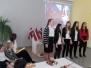 Baltā galdauta svētki Kalupes pamatskolā