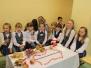 Baltā galdauta svētki Lāču pamatskolā
