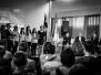 Barikāžu atceres 25. gadadienai veltītie pasākumi Špoģu vidusskolā
