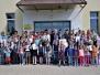 Biķernieku pamatskolā atzīmē Goda dienu