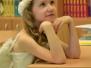 Biķernieku pamatskolā mīt eņģeli