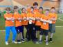 Biķernieku pamatskolas 4. klase sporta svētkos Rīgā