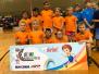 Biķernieku pamatskolas izglītojamo starti Bērnu vieglatlētikas festivālā
