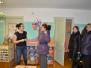 Biķernieku pamatskolas Skolas padomes vizīte Krustpils novada Sūnu pamatskolā