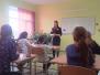 """Biķernieku pamatskolas skolēni piedalījās nodarbību ciklā """"Es un pasaule- 4 dzīves scenāriji un kā tas ietekmē pašvērtējumu."""""""