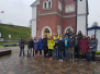 """Biķernieku pamatskolas skolēnu ekskursija uz """"Cietoksni"""" iniciatīvas """"Latvijas skolas soma"""" ietvaros"""