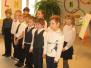 Burtu meitiņa un Ciparu puisītis Kalupes pamatskolā