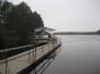 Dabas takas uzkopšanas talka Cirīša ezera Upursalā