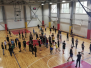 Daugavpils apkaimes skolēni un skolotāji apgūst latgaliskās tradīcijas