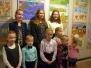 Daugavpils novada domē skolēni ieskandināja Patriotu nedēļu