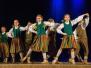 Daugavpils novada skolu tautas deju kolektīvu skate