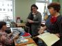 Daugavpils novada vizuālās mākslas un mājturības skolotāju izbraukuma seminārs Preiļos