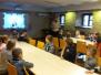 """Daugavpils Novadpētniecības un mākslas muzeja apmeklējums programmas """"Latvijas skolas soma"""" ietvaros"""