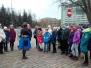 Daugavpils pilsētas vesturiska centra iepazīšanas ekskursija angļu valodā 5.-6. klašu skolēniem