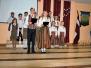 Dzejā, dziesmā, dejā un labos darbos Naujenes pamatskolā godināja Latviju