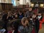 Ērģeļmūzikas koncerts Doma baznīcā un iepazīšanās ar LNB