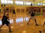 Florbolā vidusskolām uzvar Špoģi