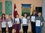 Glītrakstīšanas konkurss Naujenes pamatskolas 5. – 9. klases skolēniem