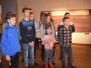 """Iniciatīvas """"Latvijas skolas soma"""" ietvaros Biķernieku pamatskolas izglītojamie apmeklēja Daugavpils Marka Rotko mākslas centru"""