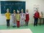 Sīpolu diena un Masļeņicas svinēšana Biķernieku pamatskolā