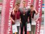 Izcils starts Daugavpils novada sporta skolas vieglatlētiem