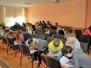 Izzinošā nodarbība Naujenes pamatskolā