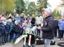Kalupes pamatskolā tikšanās ar motokrosistu Kristeru Milleru