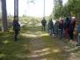 """Kalupes pamatskolas skolēni izzinošā ekskursijā """"LVM meža ekspedīcija"""""""