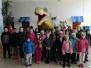 Kalupes pamatskolas skolēni mācību vizītē zinātkāres centrā ZINOO Daugavpilī