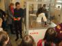 Kalupes pamatskolas skolēni  Rīgā roku rokā ar robotiem