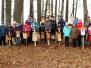 Kalupes pamatskolas skolēni, sagaidot pavasari
