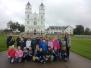 Kalupes pamatskolas skolēnu mācību ekskursija uz Aglonu