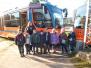 Kalupes pamatskolas skolēnu mācību  ekskursija uz Daugavpili