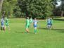 "Kalupes pamatskolas skolotājam V. Aļeksejevam futbolā ""hat-trick"", vidusskolām čempioni - Zemgale"