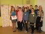 """Kalupes pamatskolas starptautiskā eTwinning projekta """"Математические Коорнаменты"""" noslēguma pasākums"""
