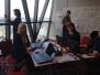 Kalupes pamatskolas un Vaboles vidusskolas matemātikas skolotāji piedalās  eTwinning Latvijā seminārā