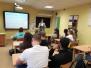 """Karjeras attīstības atbalsta pasākums """"Īstais solis ikdienā!"""" Daugavpils novada vidusskolās"""