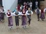 """Lāču pamatskolas dejotāji festivālā """"Latvju bērni danci veda"""" Alūksnē"""