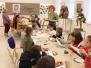 Lāču pamatskolas sākumskolēni ceļo Naujenē