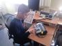 Lāču pamatskolas skolēni iepazīst apkalpojošās sfēras profesijas