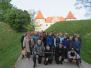 Laucesas pamatskolas skolēni ceļoja uz Zemgales pilīm