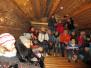 Laucesas pamatskolas skolēni devās ekskursijā uz Cēsīm