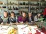Laucesas pamatskolas skolēni veidoja no māla