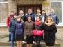 Mācību brauciens uz Birznieku pamatskolas literāro pasākumu