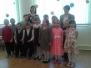Māmiņdienas koncerts Špoģu vidusskolā