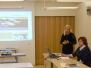 Matemātikas skolotāji dalās projektu pieredzē