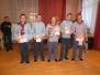 Medumu internātpamatskolas audzēkņi piedalījās Latvijas speciālo skolu sacensībās novusā
