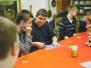 """Medumu speciālās pamatskolas audzēkņi apmeklē meistarklasi """"Ēdnīcā Nr. 1"""""""